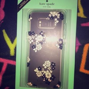 Accessories - Authentic Kate Spade Samsung Galaxy S8+ Phone Case